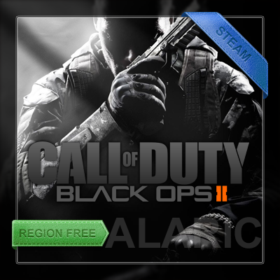 Call of Duty: Black Ops II Deluxe [Steam Gift] (ROW)