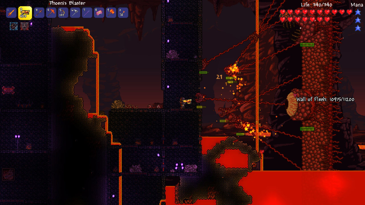 Terraria [Steam Gift] (RU+CIS)