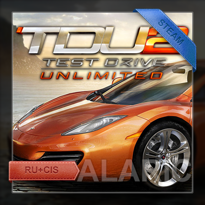 Test Drive Unlimited 2 [Steam Gift] (RU+CIS)