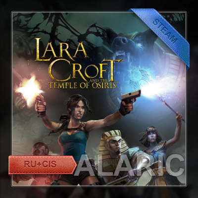 Lara Croft and the Temple of Osiris [Gift] (RU+CIS)