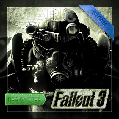 Fallout 3: Game of the Year Edition [Steam Gift] (ROW)
