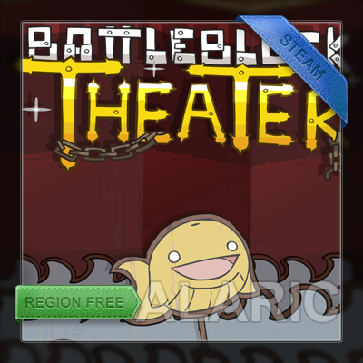 BattleBlock Theater [Steam Gift] (Region Free)