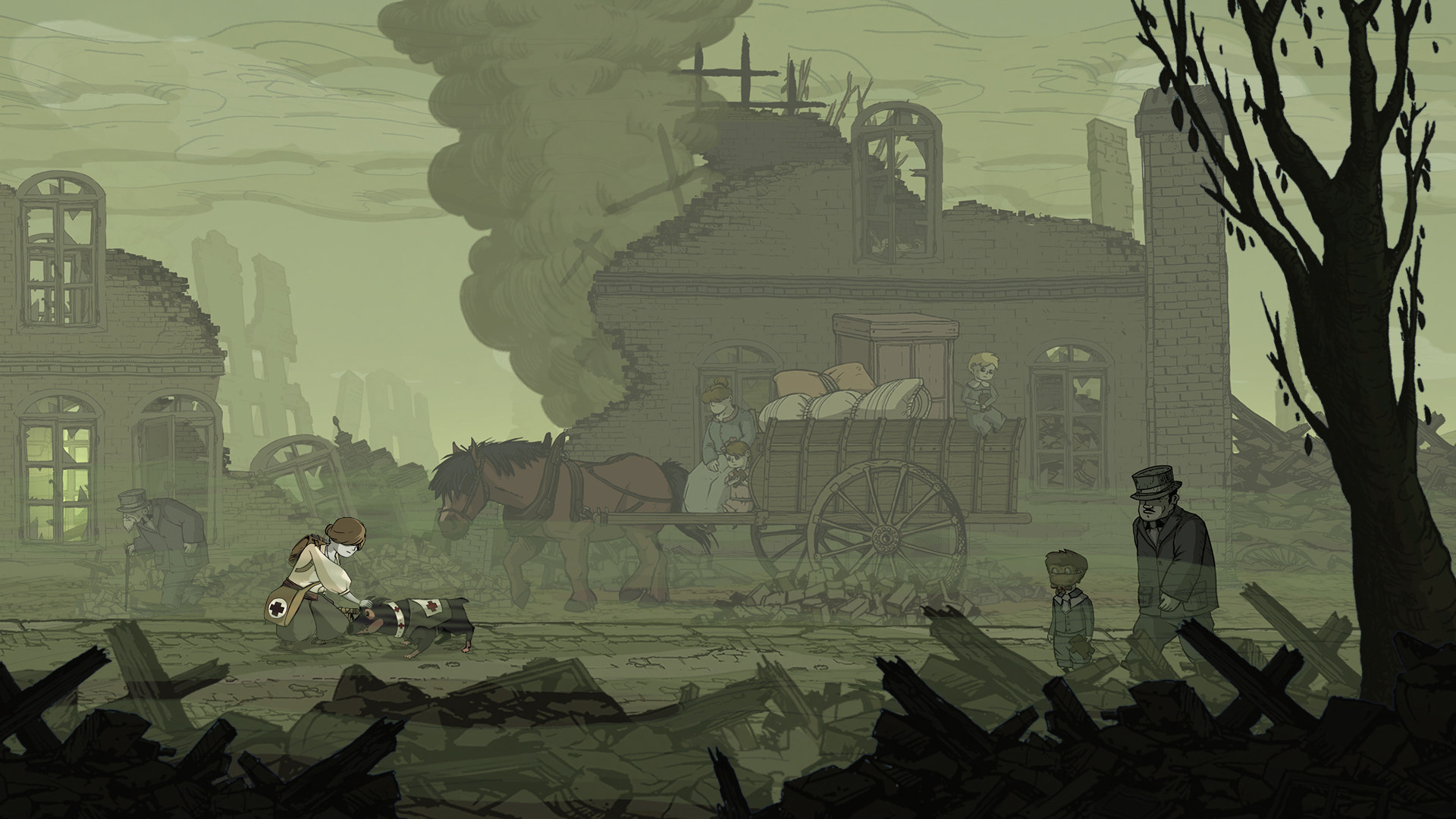 Valiant Hearts: The Great War [Steam Gift] (RU+CIS)