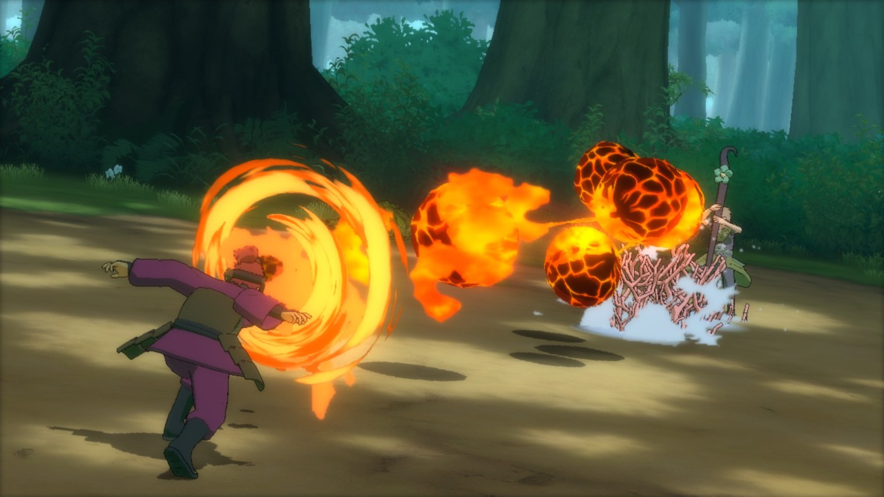 NARUTO SHIPPUDEN: Ultimate Ninja STORM 3 EU Steam Gift