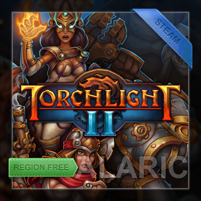 Torchlight II [Steam Gift] (Region Free)