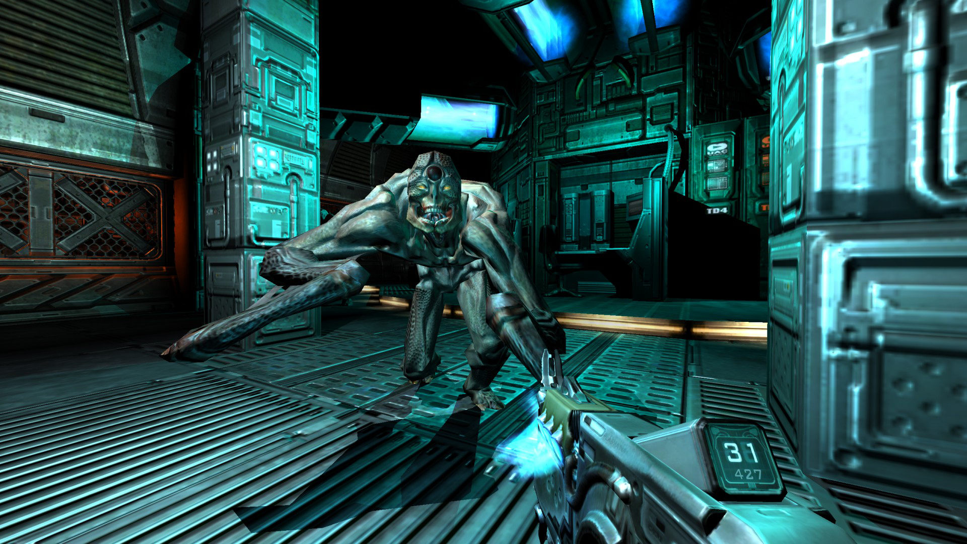 Doom 3: BFG Edition [Steam Gift] (Region Free)