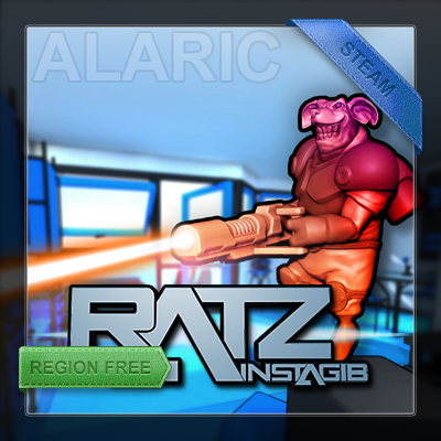 Ratz Instagib [Steam Gift] (Region Free)