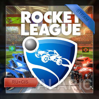 Rocket League [Steam Gift] (RU+CIS)