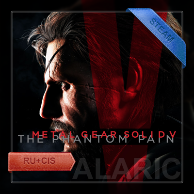 Metal Gear Solid V: The Phantom Pain [Steam Gift] RU
