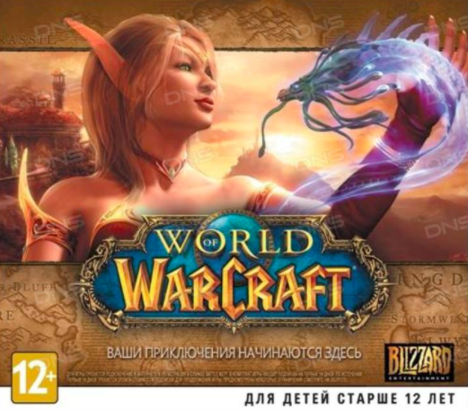 World of Warcraft  Battle Chest +30days RUS!!!
