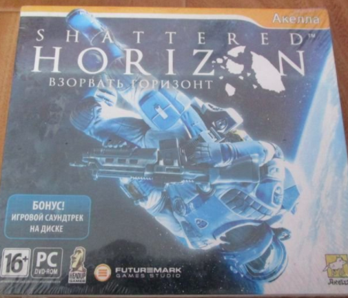 Shattered Horizon (Steam key) RU+CIS