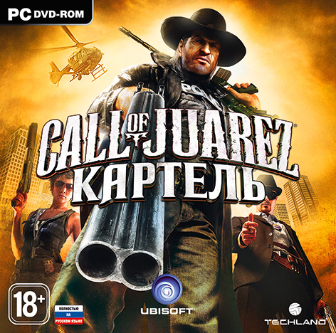 Call of Juarez: The Cartel (Steam key)  RU+CIS