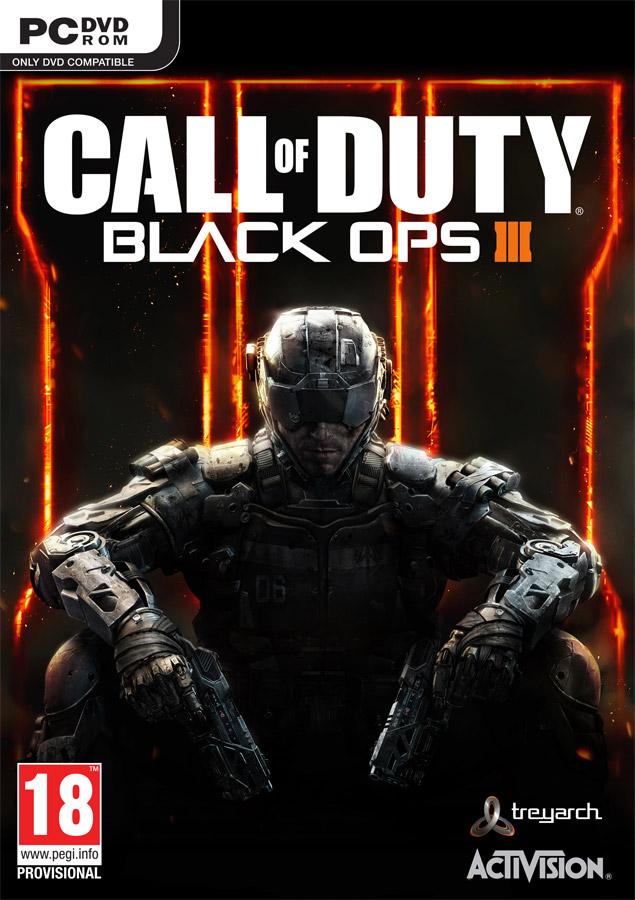 Call of Duty: Black Ops III 3 (Steam) + DLC русская
