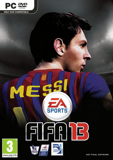 FIFA 13 (Origin ключ) Русская версия