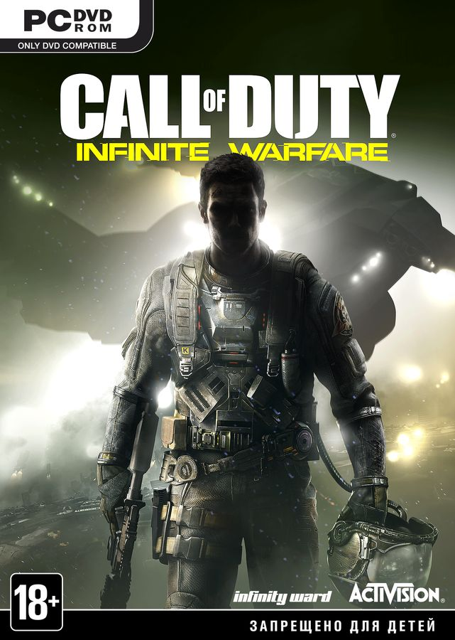 Call of Duty: Infinite Warfare (Steam) РУССКАЯ РФ+СНГ