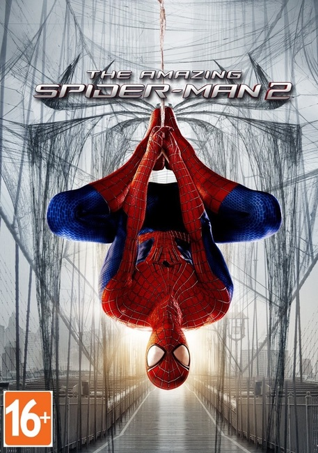 The Amazing Spider-Man 2 (Steam ключ с диска)