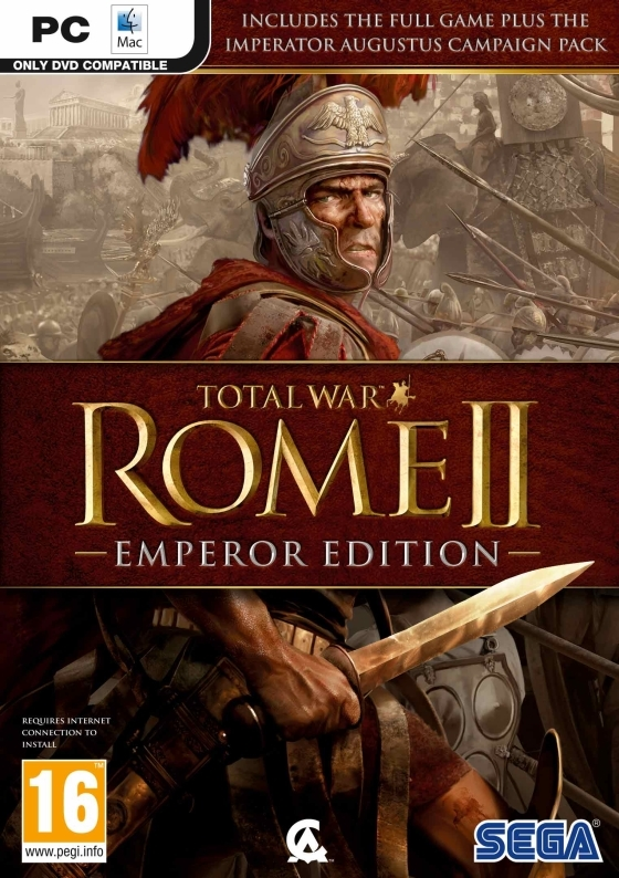 Total War: ROME II - Emperor Edition (Steam key)