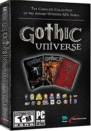 Gothic Universe Edition (Gothic 1 + 2 Gold + 3) Steam