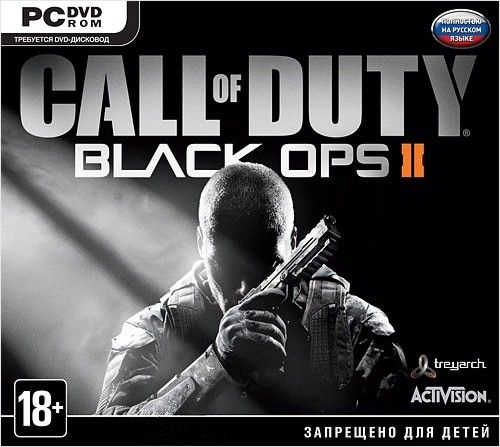 Call of Duty: Black Ops II (Steam key) RU+CIS RUSSIAN!