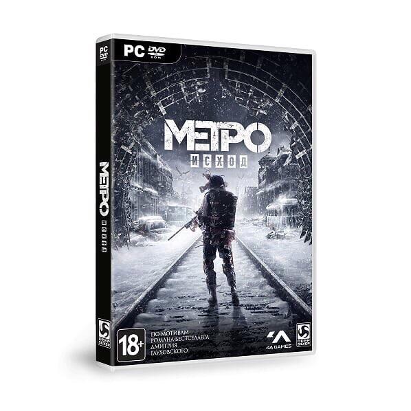 METRO EXODUS (Epic Launcher) 2019