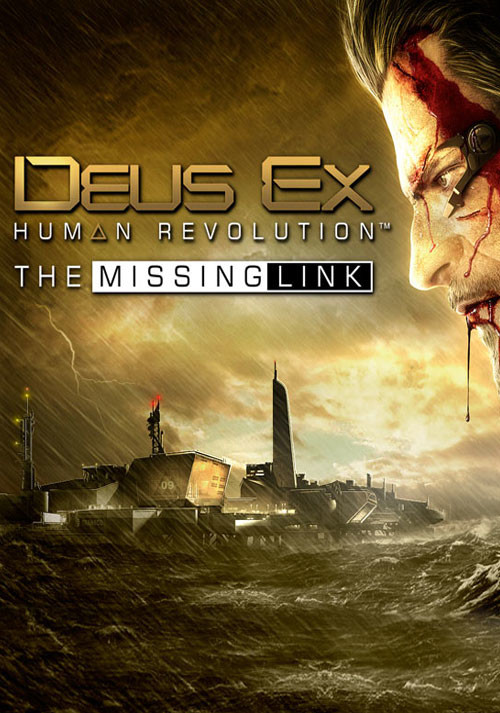 Deus Ex: Human Revolution - The Missing Link Steam Key