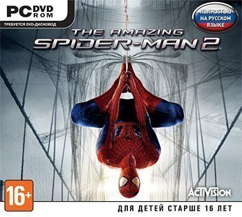 Ya_Novy Spider-Man 2 (The Amazing Spider-man 2) Steam