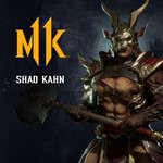 Mortal Kombat 11 PS4 skin SHAO KAHN (RU)