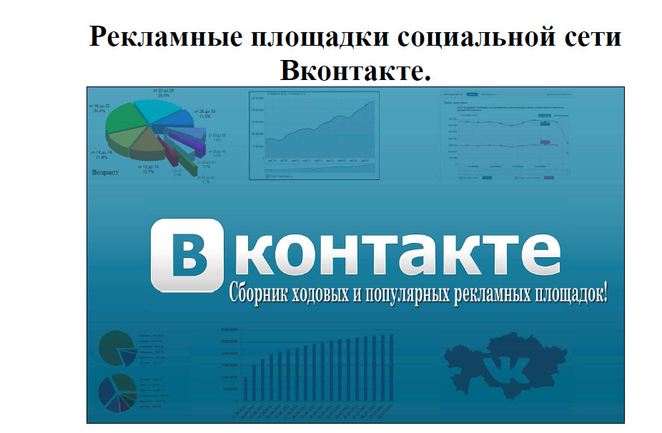 10 turns of advertising platforms social network Vkontakte