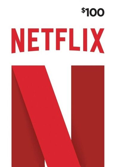 Netflix Gift Card 100 USD (USA)