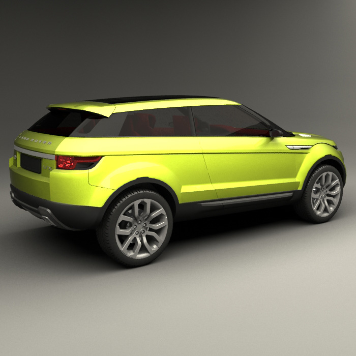 Buy Land Rover LRX And Download