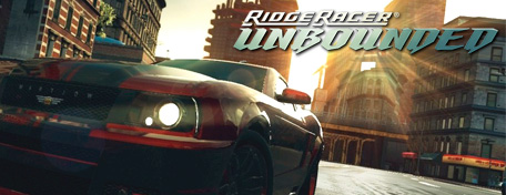 RIDGE RACER: UNBOUNDED key Steam