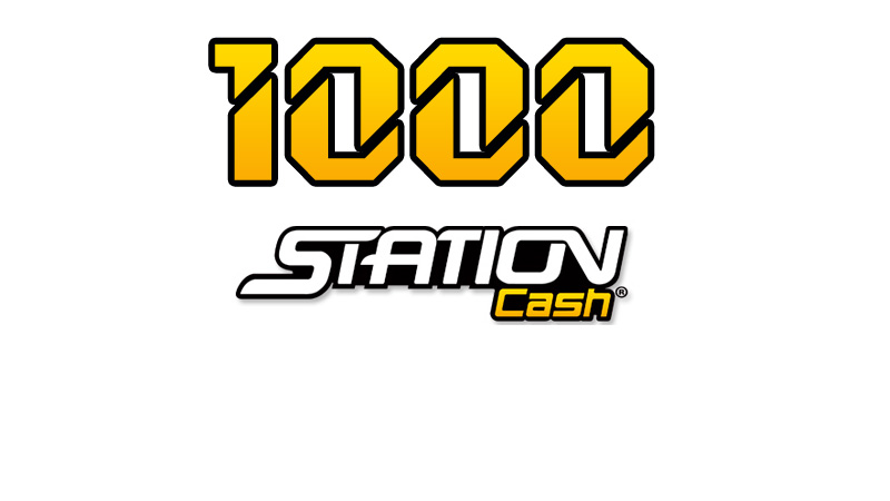 DC UNIVERSE Online STATION CASH 1000 (Ключ Акелла)