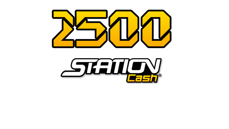 DC UNIVERSE Online STATION CASH 2500 (Ключ Акелла)