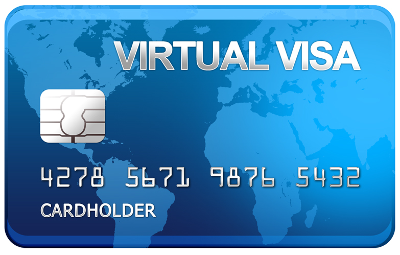 34$ Visa Virtual (RUS Bank) / выписка ONLINE