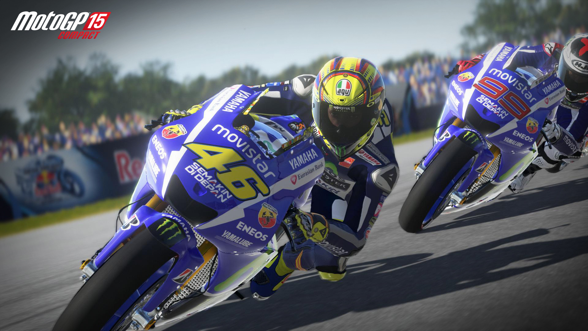 MotoGP™15 Compact  (STEAM GIFT)