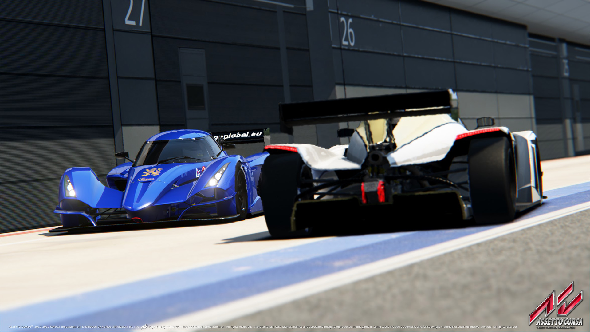 Assetto Corsa - Tripl3 Pack (Steam Gift)