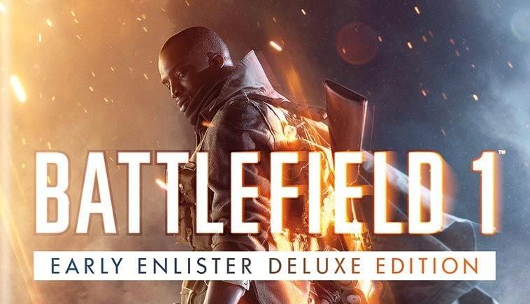Battlefield™ 1 Deluxe Origin аккаунт + Подарок за отзыв