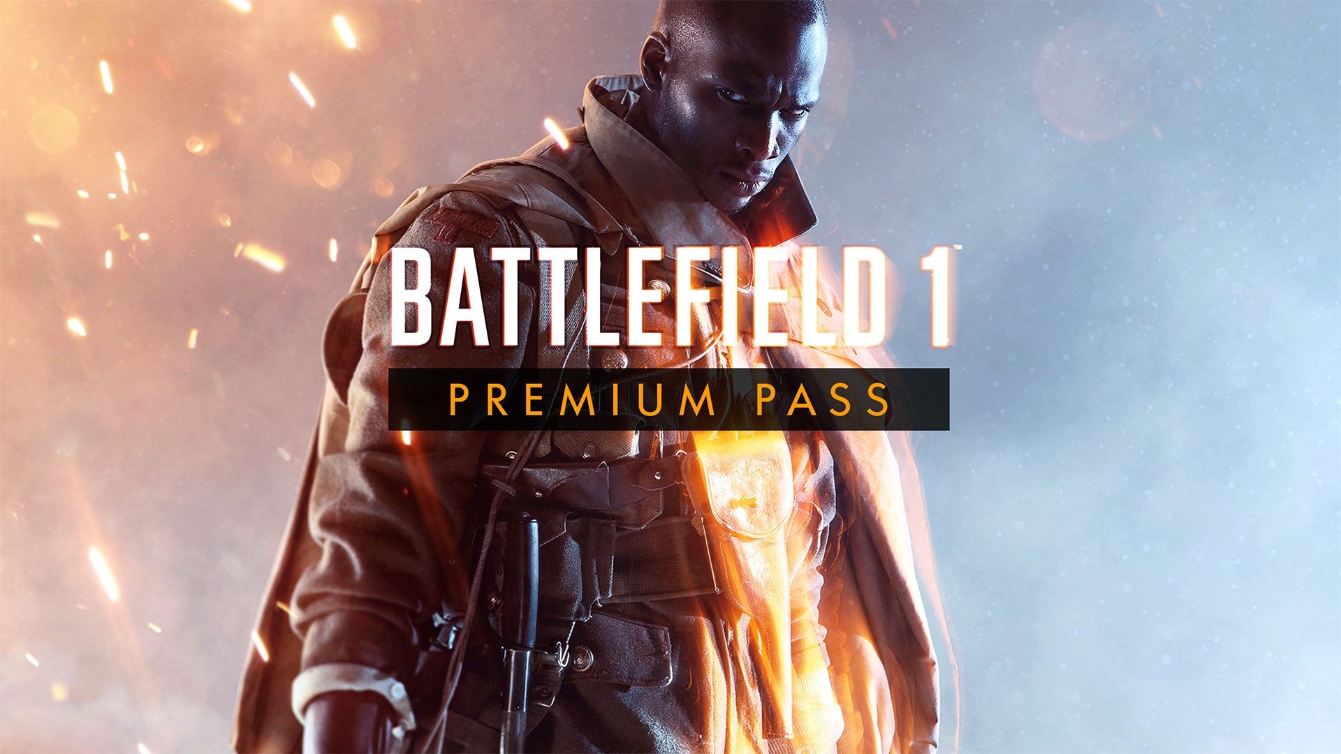 Battlefield™ 1 Premium Pass Origin аккаунт + Подарок