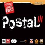 Postal 3 (the most insane action. Photo disc + key)