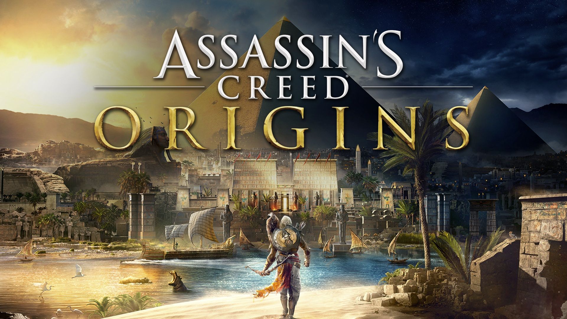 Assassin's Creed Origins (Account rent Uplay)