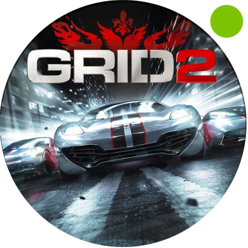 GRID 2 + 2 DLC (Steam Key) 2019