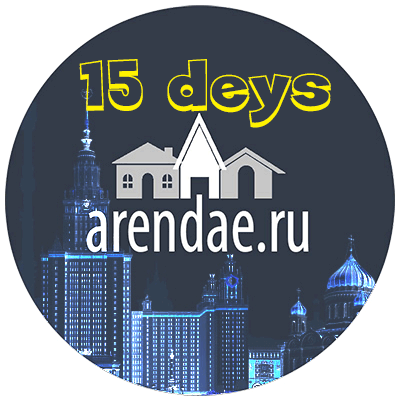 Payment access Arendae.ru 15 days