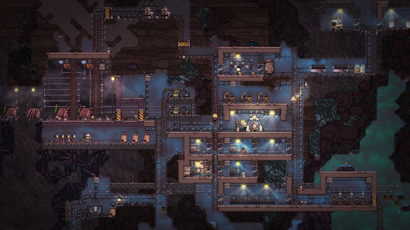 Oxygen Not Included (Steam Gift / Russia)