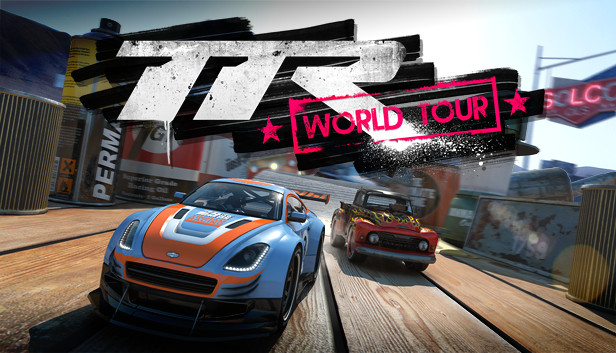 Table Top Racing: World Tour (Steam Key / Region Free)