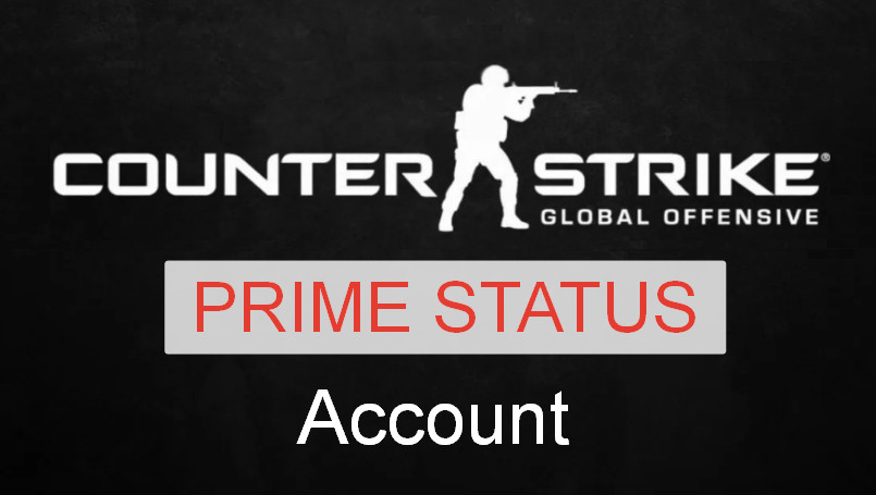 CS:GO Prime Status | Games 90+ | Steam No limit