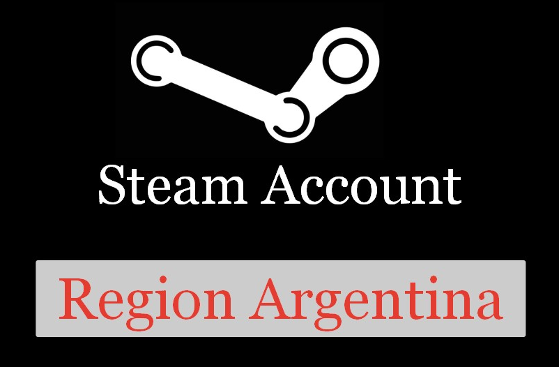 Фотография новый стим аккаунт (регион аргентина / полный доступ)
