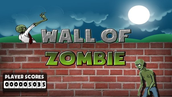 Wall Of Zombie - The source of the new project