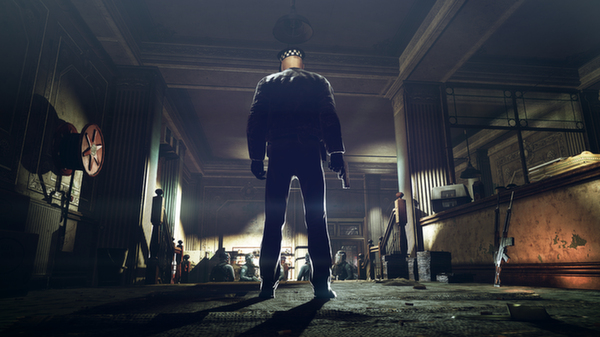 Hitman Absolution (Steam | Photo) + ПОДАРОК