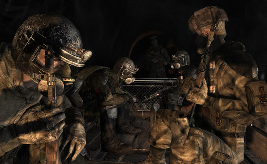 Metro 2033 (Steam | Region Free) - Sale