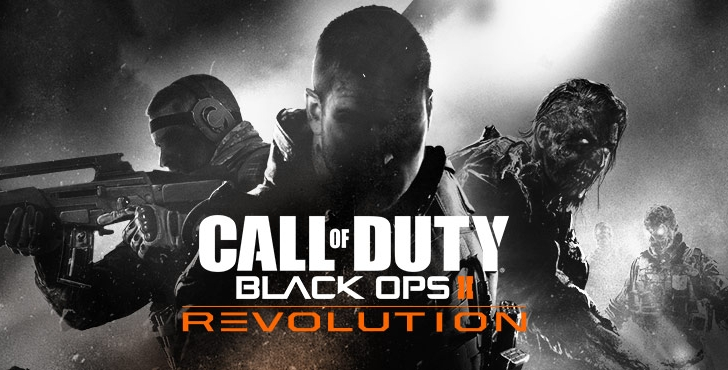 Call of Duty: Black Ops 2 – Revolution (Steam) +ПОДАРОК